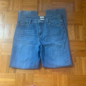 Levi's 512 Perfectly Slimming Straight High waist